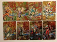 Dragon Ball Heroes God Mission HGD5 Campaign Set 8/8
