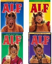 Alf Complete Seasons 1-4 Bundle dvd