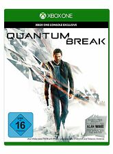 Quantum Break (incl. Alan Wake DLC) XBOX One XB One NIP