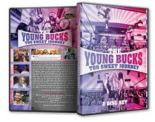 Official The Young Bucks : Too Sweet Journey 2 Disc Set DVD