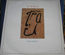T'PAU - HEART AND SOUL / ON THE WING - Siren SRN 41 MAXI-