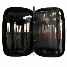 Professional Nylon Oxford Makeup Bag Brush Folio Case Cosmetic Handbag Travel
