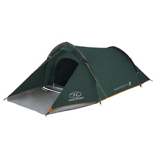 Highlander Blackthorn 2 Man Lightweight Backpacking Camping Hiking Tent
