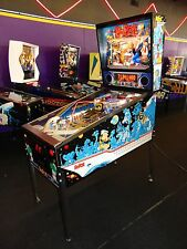 BALLY POPEYE SAVES THE WORLD PINBALL MACHINE  *LED's**