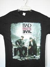 NEW - EMINEM BAD MEETS EVIL BAND / CONCERT / MUSIC T-SHIRT EXTRA LARGE