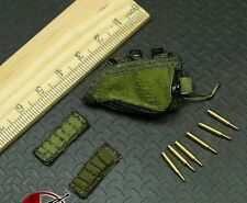 """1/6 Scale Hot Custom Buttstock Bag for 12"""" Action figure Toys"""
