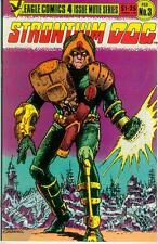 Strontium Dog # 3 (of 4) (Carlos Ezquerra) (Eagle Comics USA, 1986)