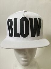 TISA BLOW Snap back (White)