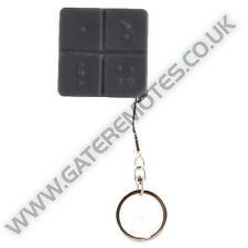 GBD Domino Gate & Garage Door Remote Transmitter Key Fob