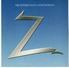 (EL131) The Zutons, What's Your Problem - 2008 DJ CD