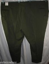 FLYING CROSS FECHHEIMER Green Uniform Cargo Pants Men's 66X35