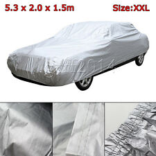 Car Cover Waterproof Outdoor Sun UV Snow Dust Rain Resistant Protection XXL