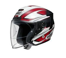 SHOEI J FORCE 4 J-FORCE BRILLER TC-1 RED/WHITE S Small  HELMET