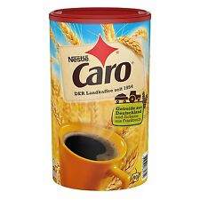 Nestle CARO Original Coffee Substitute -Country Coffee from Germany - 200g