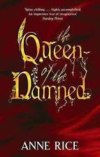 The Queen of the Damned by Anne Rice (Paperback)