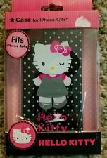 Hello Kitty Hard Snap on Case for iphone 4/4s New In Box