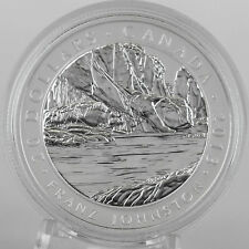 "2013 $20 Franz Johnston ""Guardian of the Gorge"" Group of Seven 1 oz Pure Silver"