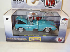 M2 MACHINES AUTO-THENTICS R39 BLUE 1954 BUICK SKYLARK LIMITED PREMIUM