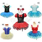 Dress for Minnie Mouse Girl Kids Cosplay Costume Party Fancy Dress Tutu Ballet