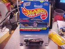 Hot Wheels 1999 Treasure Hunt #8 Jaguar D-Type