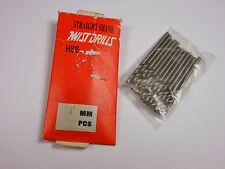 TWIST Screw Machine Drills #44 HSS QTY 12 -7436E1010
