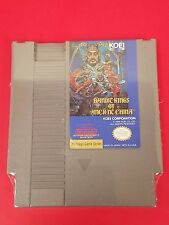 Bandit Kings of Ancient China (Nintendo Entertainment System, 1991) NES