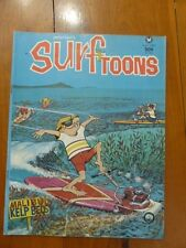 SURFTOONS PETERSON'S JULY  1967 SURFING SURF MAGAZINE