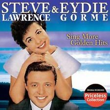 Sing More Golden Hits (Collectables) by Steve Lawrence & Eydie Gorme/Steve...