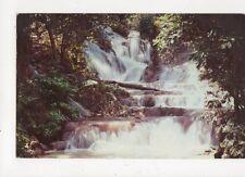 Dunns River Saint Ann Jamaica 1963 Postcard 436a