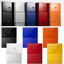 Western Digital 1TB My Passport For Mac OS External Portable Hard Disk HDD WD