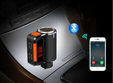 Bluetooth MP3 Player FM Transmitter for iPhone 6S Plus/6/Samsung Galaxy S6 edge
