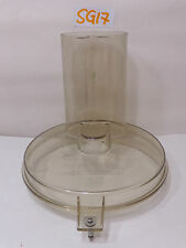 GENERAL ELECTRIC GE FOOD PROCESSOR D3FP1 REPLACEMENT PART WORKING BOWL LID