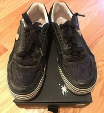 Puma By MIHARA YASUHIRO MY-16 Shoes Sneakers Shoes Size 37 (5). Black Leather.
