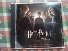 Harry Potter -The Order of Phoenix OST - Original Soundtrack - made in USA