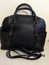 Armani Exchange A/X Black Handbag ~  NWT!!