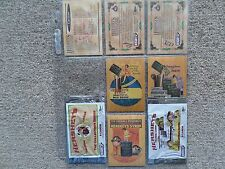 4 Pepsi 1 Hersey Master Card Sets