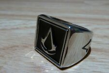 Assassin's Creed Metal Ring - Assassins Chevaliere - I II III Pre-order Bonus