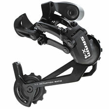 SRAM X4 7/8-Speed Rear Derailleur Long Cage Hybrid MTB Bike