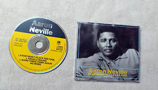 "CD AUDIO / AARON NEVILLE ""EVERYBODY PLAYS FOOL"" CD SINGLE PROMO 1991 A&M RE. 3T"