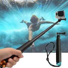 """""""19.4""""Waterproof Monopod Tripod Selfie Stick Pole Handheld for Gopro Hero 2/3GMW"""