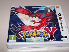 POKEMON Y - Nintendo 3DS - UK PAL - nouveau & FACTORY SEALED - NR menthe COND