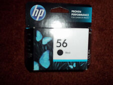 HP 56 Black Ink Inkjet Cartridge Officejet Printer Expired