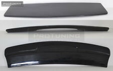 bmw e39 touring wagon aerodynamic roof spoiler TAILGATE REAR ROOF Cover Trim lip