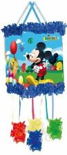 Disney Mickey Mouse Cordel Pinata & Blindfold Childrens Party Game 395-807