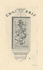 Ex libris Masonic Exlibris by BELTRAM V./ Spain