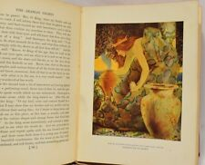 Maxfield Parrish 1929 Arabian Nights w/ All 9 Color Plates
