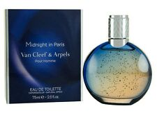 VAN CLEEF & ARPELS POUR HOMME - MIDNIGHT IN PARIS - 75ML SPRAY EAU DE TOILETTE