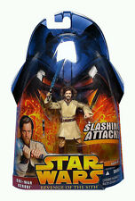Star Wars: Revenge of the Sith OBI-WAN KENOBI Action Figure #27 Hasbro ROTS 2005