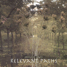 Relevant Paths - Jennifer Small (CD 2002) - SALES GO TO CHARITY!