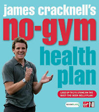 James Cracknell's No-Gym Health Plan: Lose Up to Two and a Half Stone on the Bus